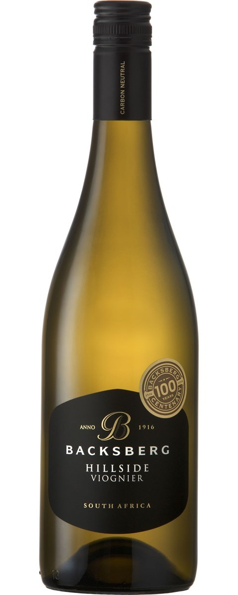 Backsberg Hillside Viognier 2017