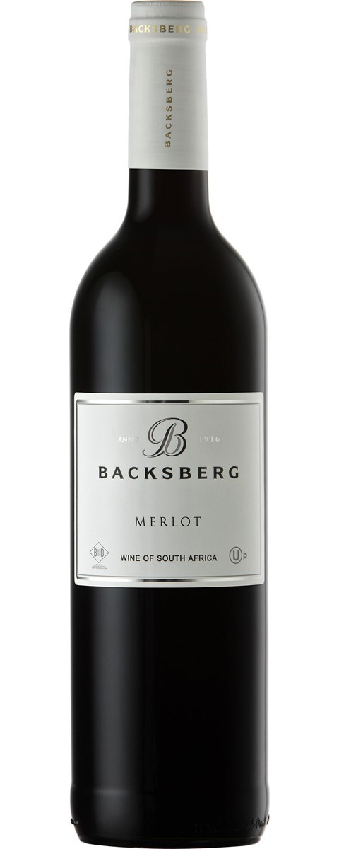 Backsberg Kosher Merlot 2017