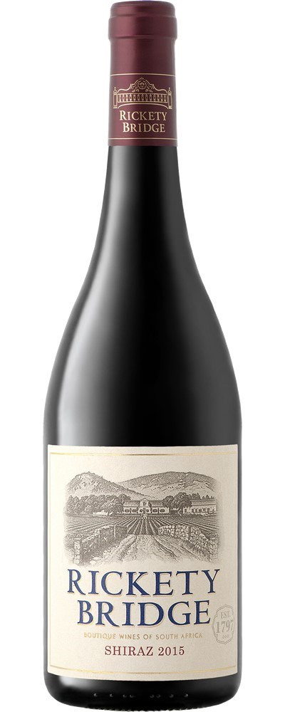 Rickety Bridge Shiraz 2015