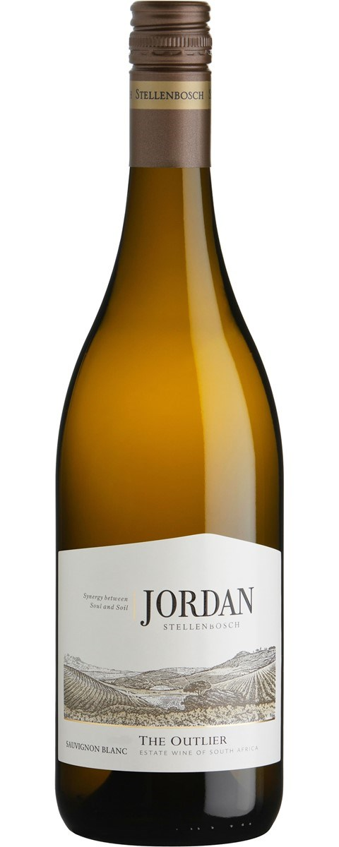 Jordan The Outlier Sauvignon Blanc Barrel Fermented 2017