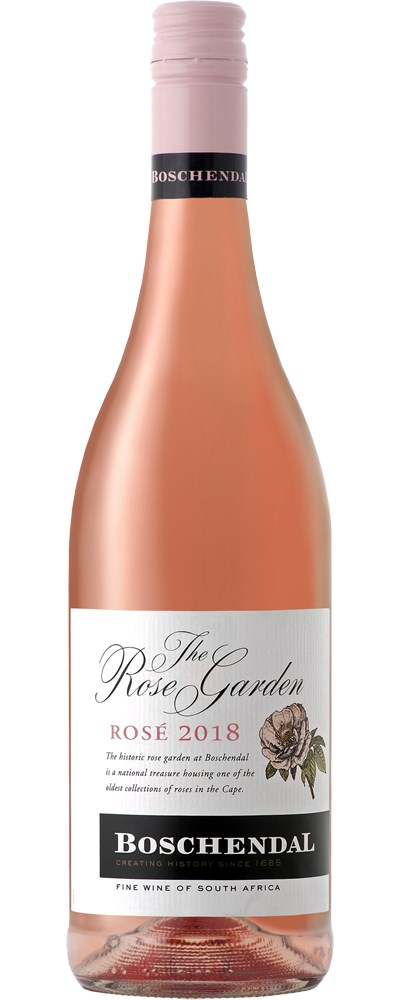 Boschendal Classic The Rose Garden Rosé 2018
