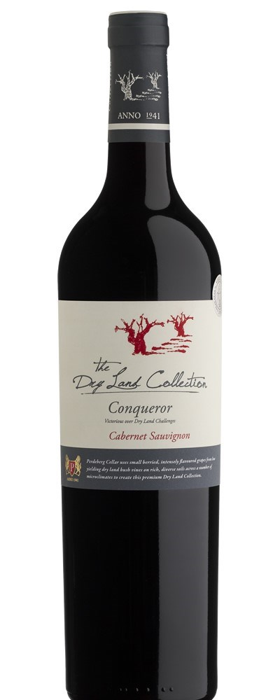 Perdeberg The Dry Land Collection Conqueror Cabernet Sauvignon 2014