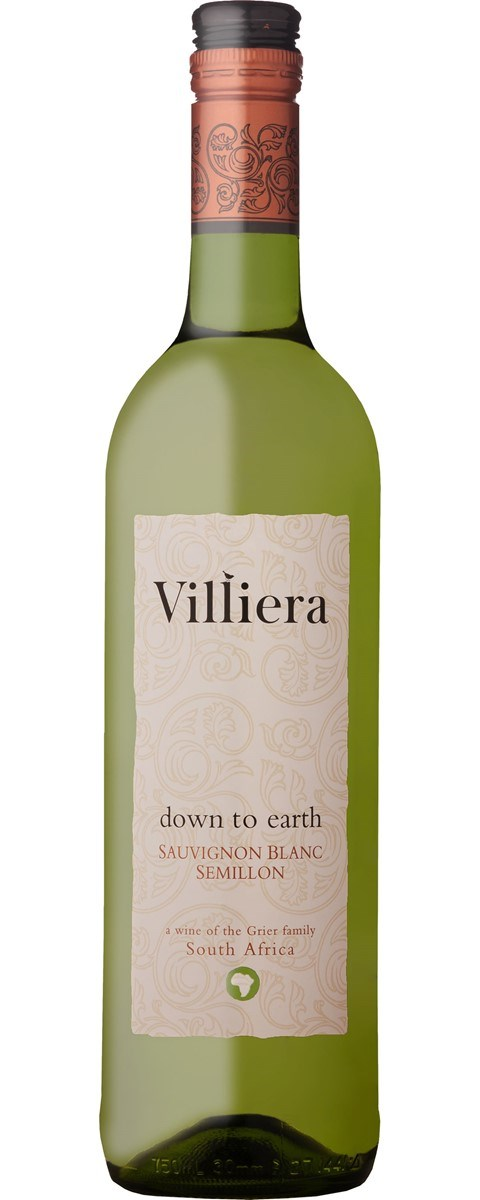 Villiera Down to Earth White 2018