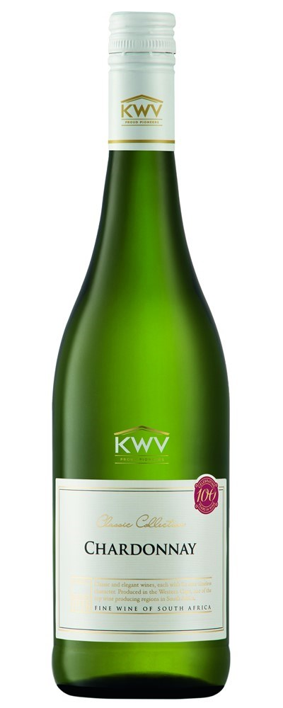 KWV Classic Collection Chardonnay 2018