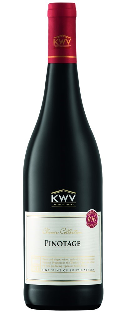 KWV Classic Collection Pinotage 2017