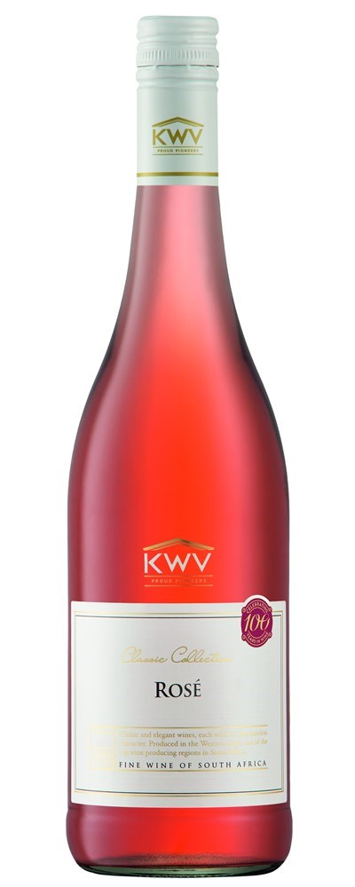 KWV Classic Collection Rose 2018