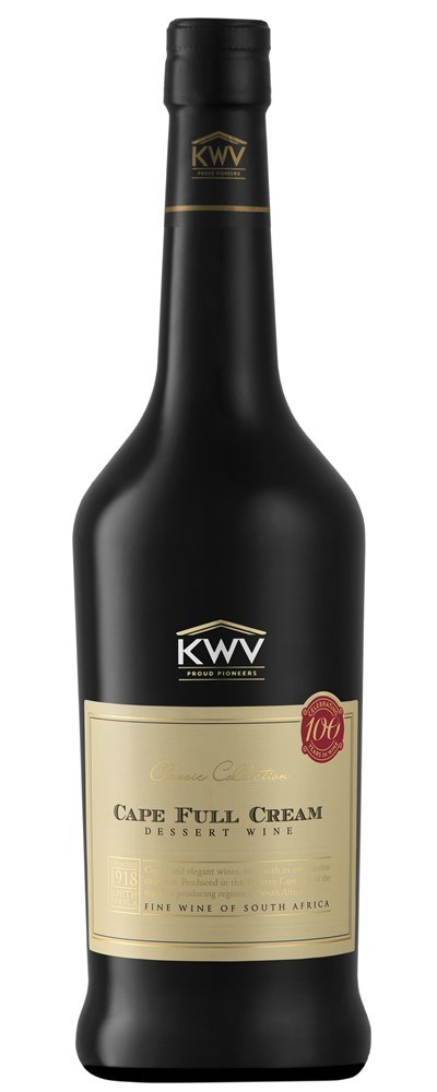 KWV Classic Collection Cape Full Cream