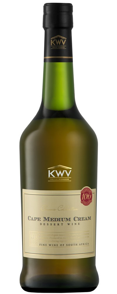 KWV Classic Collection Cape Medium Cream