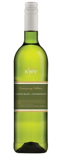 KWV Contemporary Collection Chenin Blanc Chardonnay 2017