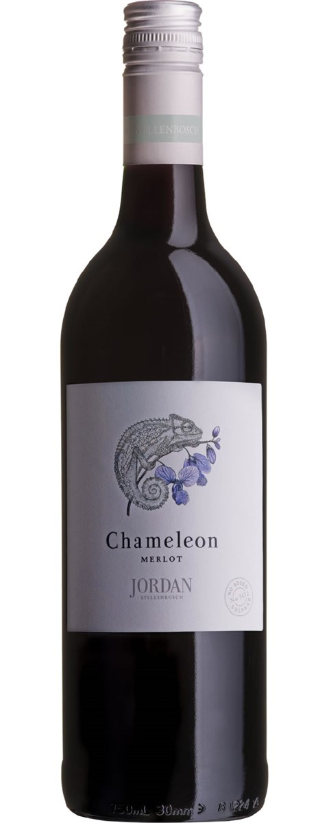 Jordan Chameleon No Added Sulphur Merlot 2017