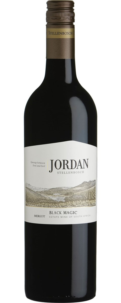 Jordan Black Magic Merlot 2015