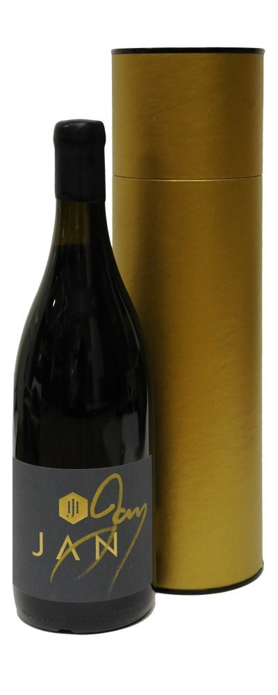 JAN Special Cuvee  Red - Signed Limited Edition Bottle