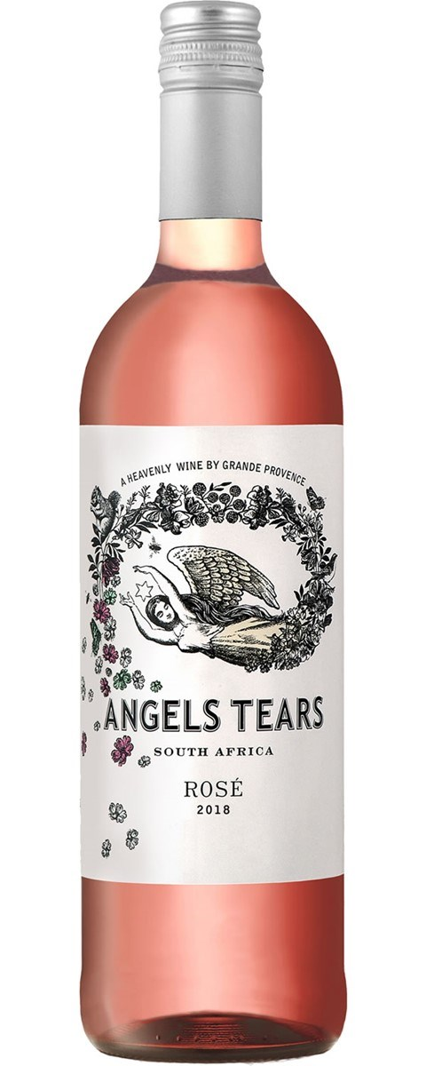 Angels Tears Rose 2018