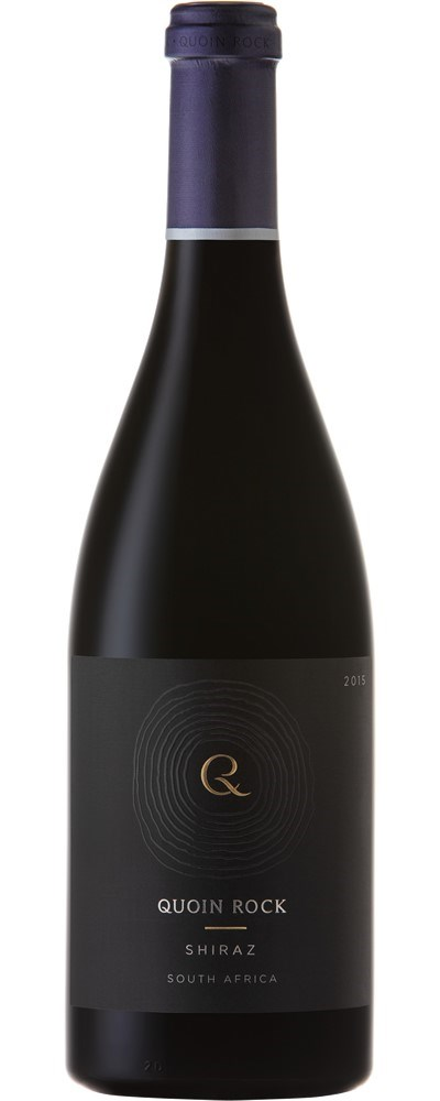 Quoin Rock Shiraz 2015