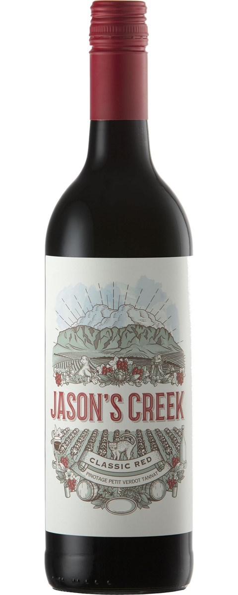 Jason's Creek Classic Red 2016