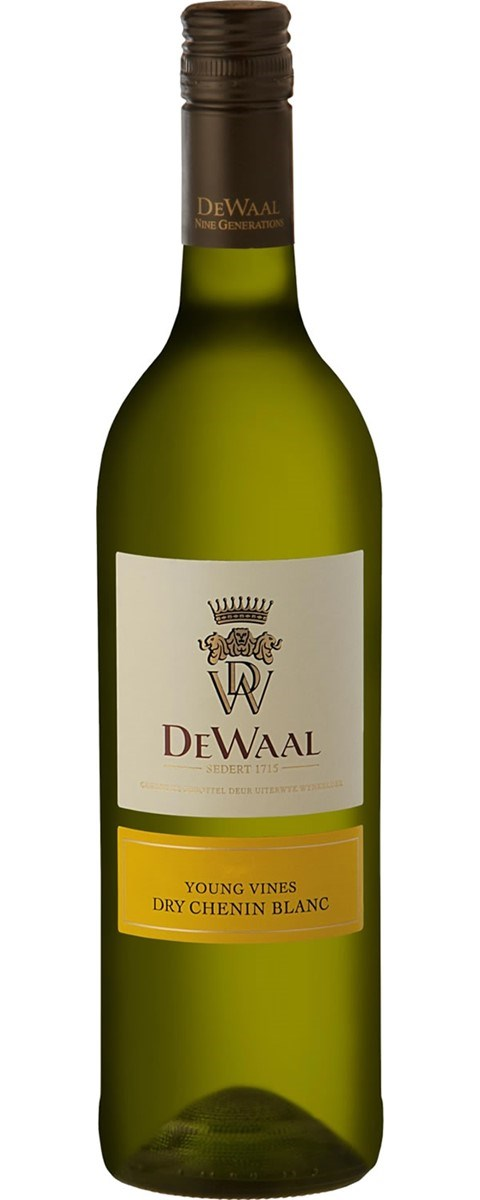 DeWaal Young Vines Chenin Blanc 2018 - SOLD OUT