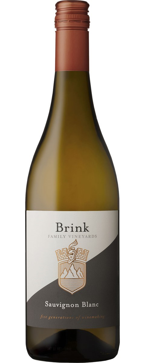 Brink Family Vineyards Sauvignon Blanc 2018