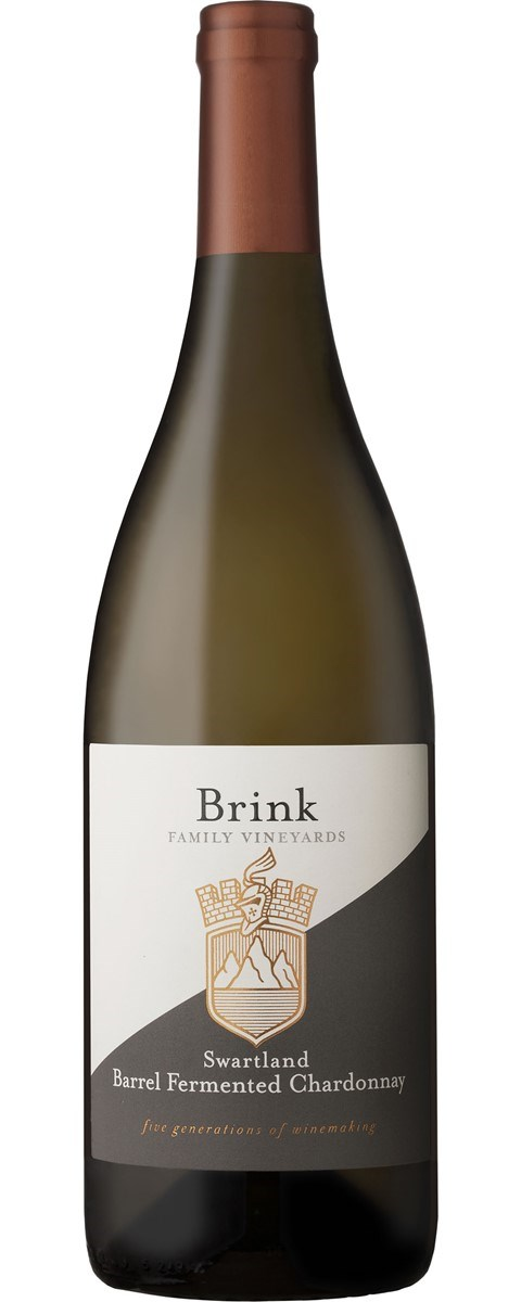 Brink Family Vineyards Barrel Fermented Chardonnay 2017