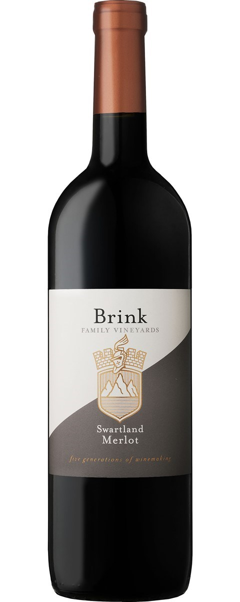 Brink Family Vineyards Merlot 2016