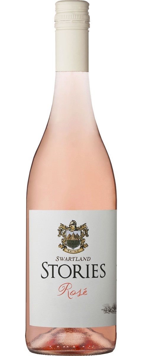 Swartland Stories Pinotage Rose 2017