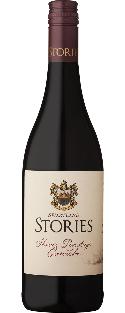 Swartland Stories Shiraz / Pinotage / Grenache 2016