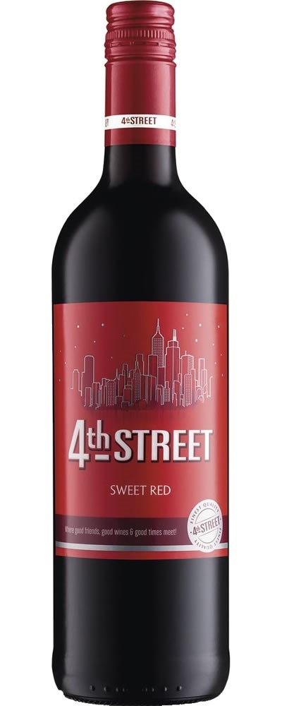 Image result for 4th Street Red Wine