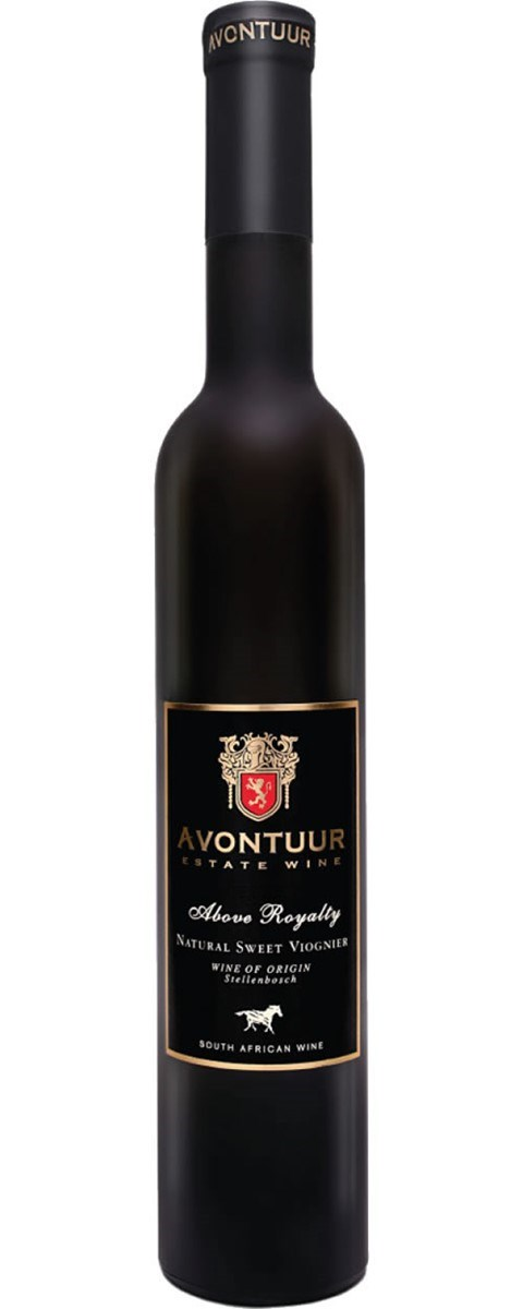 Avontuur Above Royalty Natural Sweet Viognier 2018 - SOLD OUT