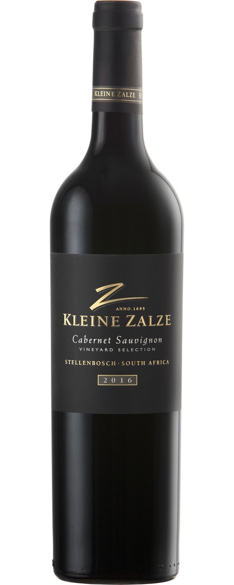 Kleine Zalze Vineyard Selection Cabernet Sauvignon 2016