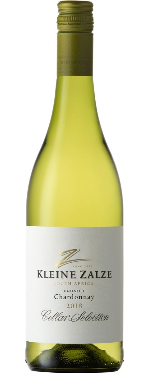 Kleine Zalze Cellar Selection Chardonnay 2018