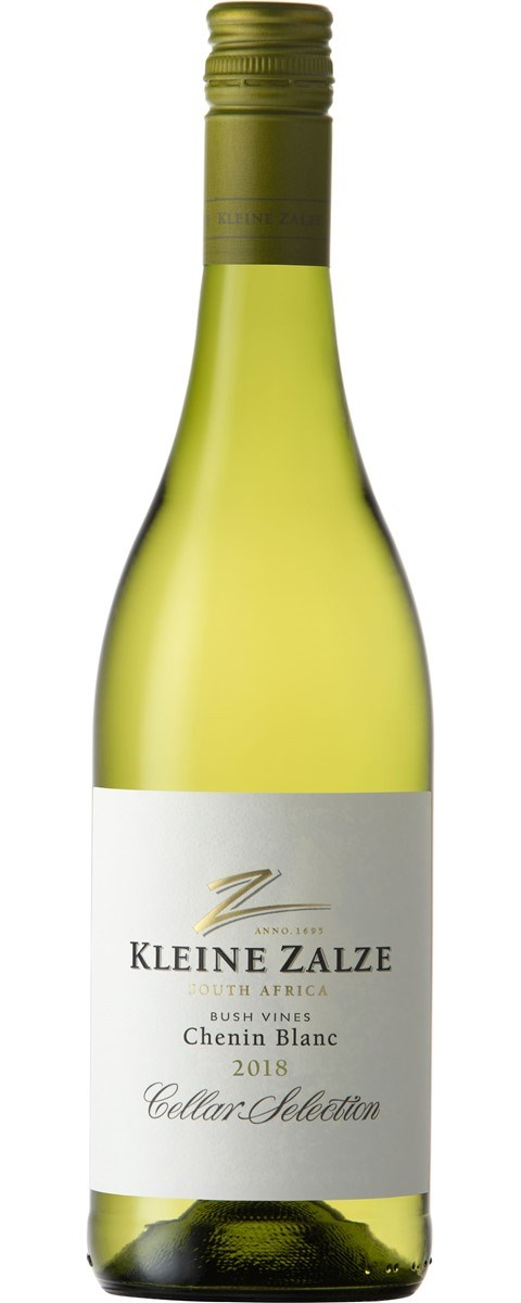 Kleine Zalze Cellar Selection Chenin Blanc Bush Vines 2018