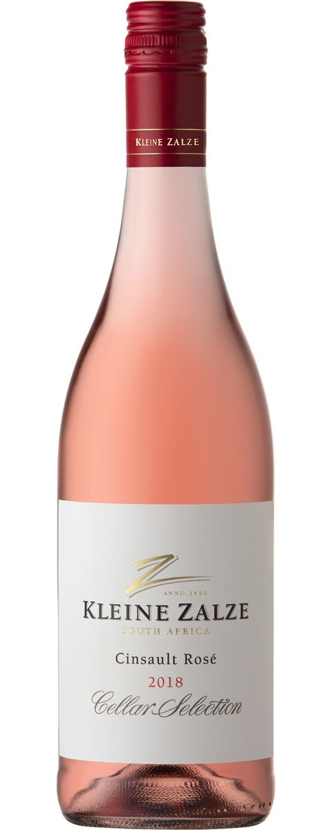 Kleine Zalze Cellar Selection Cinsault Gamay Noir Rose 2018