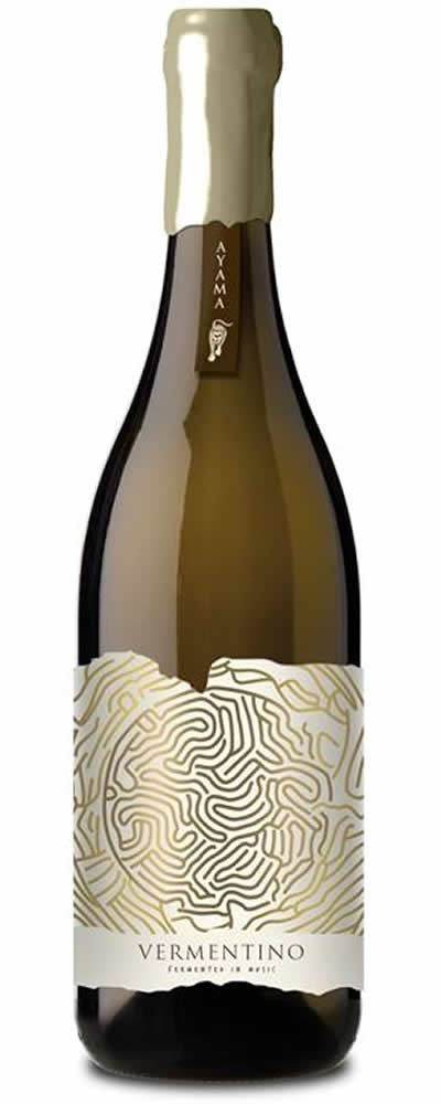 AYAMA Vermentino Fermented In Music 2017