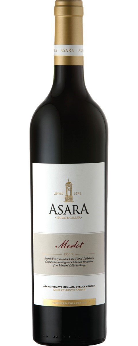Asara Vineyard Collection Merlot 2017