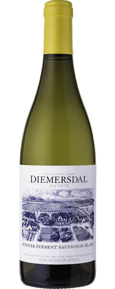 Diemersdal Winter Ferment Sauvignon Blanc 2018 - SOLD OUT
