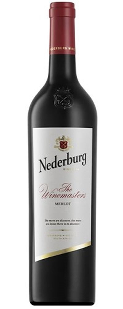 Nederburg The Winemasters Merlot 2017