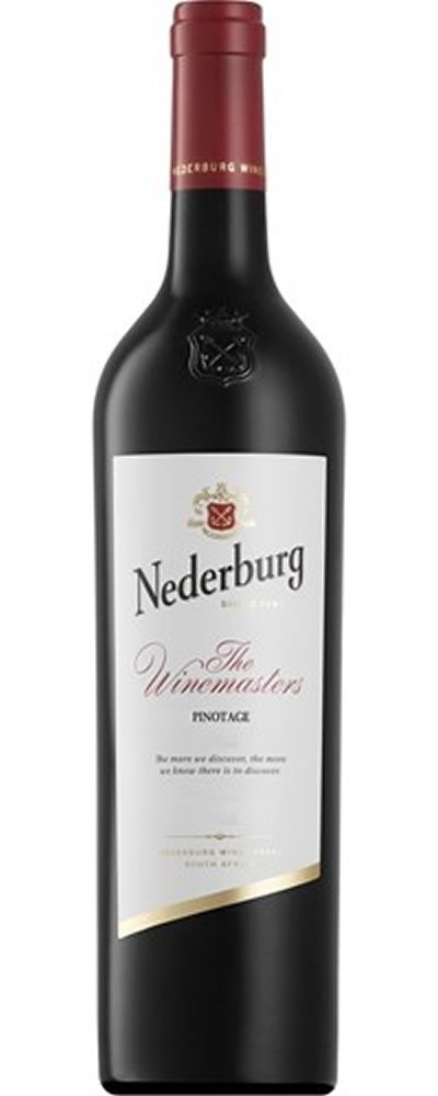 Nederburg  The Winemasters Pinotage 2016