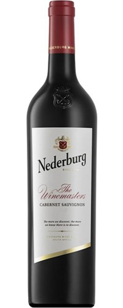 Nederburg The Winemasters Reserve Cabernet Sauvignon 2016