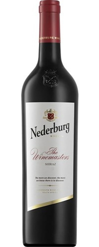 Nederburg The Winemasters Shiraz 2016
