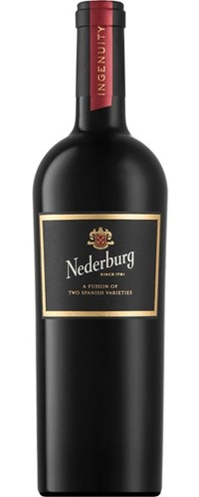 Nederburg Ingenuity Spanish Red Blend 2015
