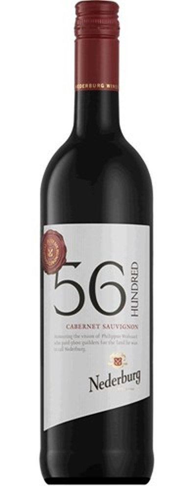 Nederburg 56Hundred Cabernet Sauvignon 2015