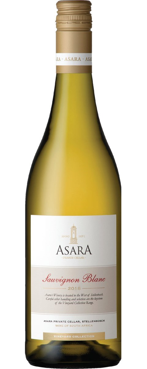 Asara Vineyard Collection Sauvignon Blanc 2018