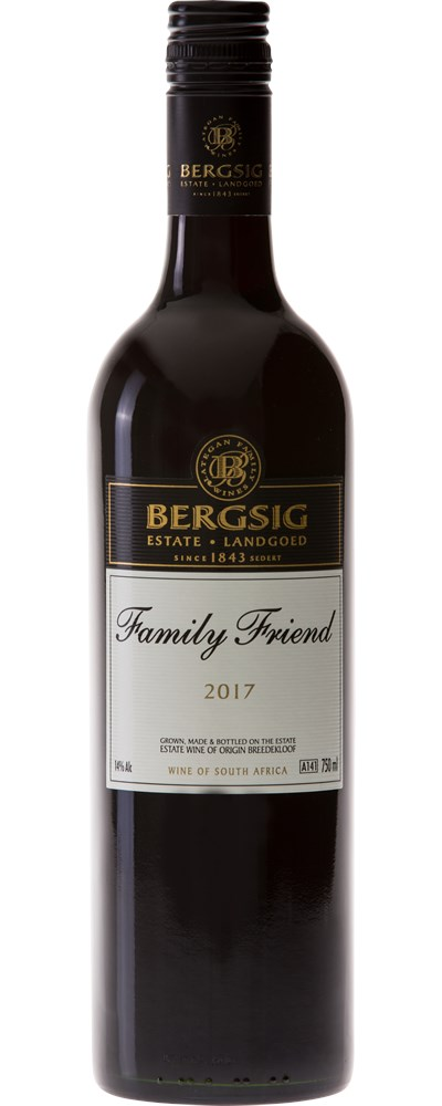 Bergsig The Family Friend 2017