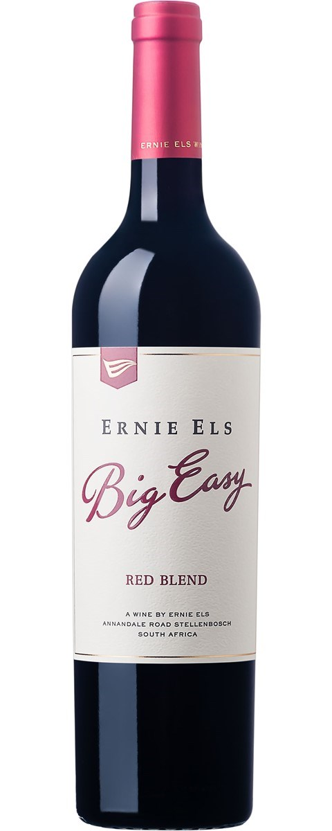 Ernie Els Big Easy Red Blend 2017