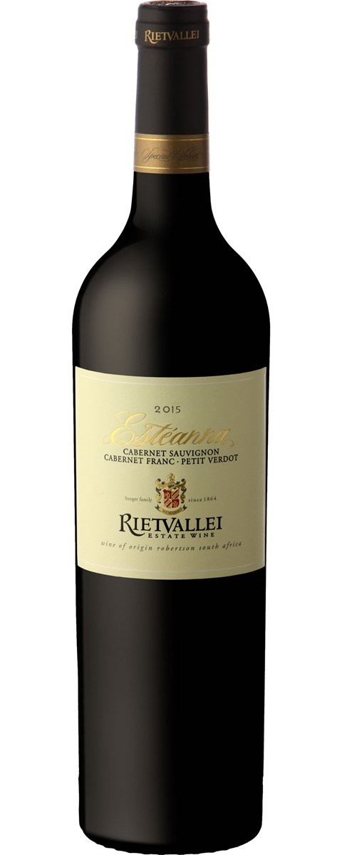 Rietvallei Estate Estéanna Red 2015