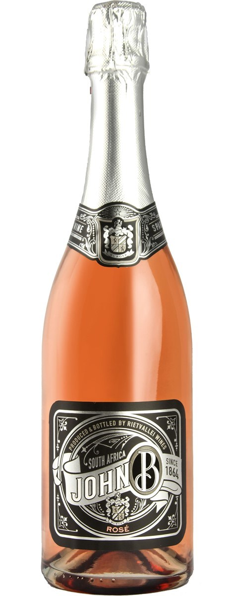 John B Pink Semi-Sweet Bubbly 2018
