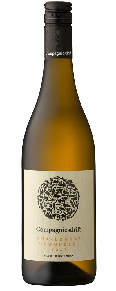 Compagniesdrift Chardonnay (Unwooded) 2017