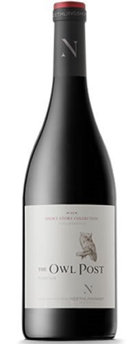 Neethlingshof The Owl Post Pinotage 2017