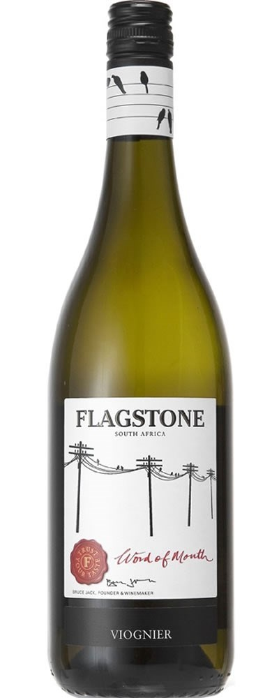 Flagstone Word of Mouth Viognier 2018