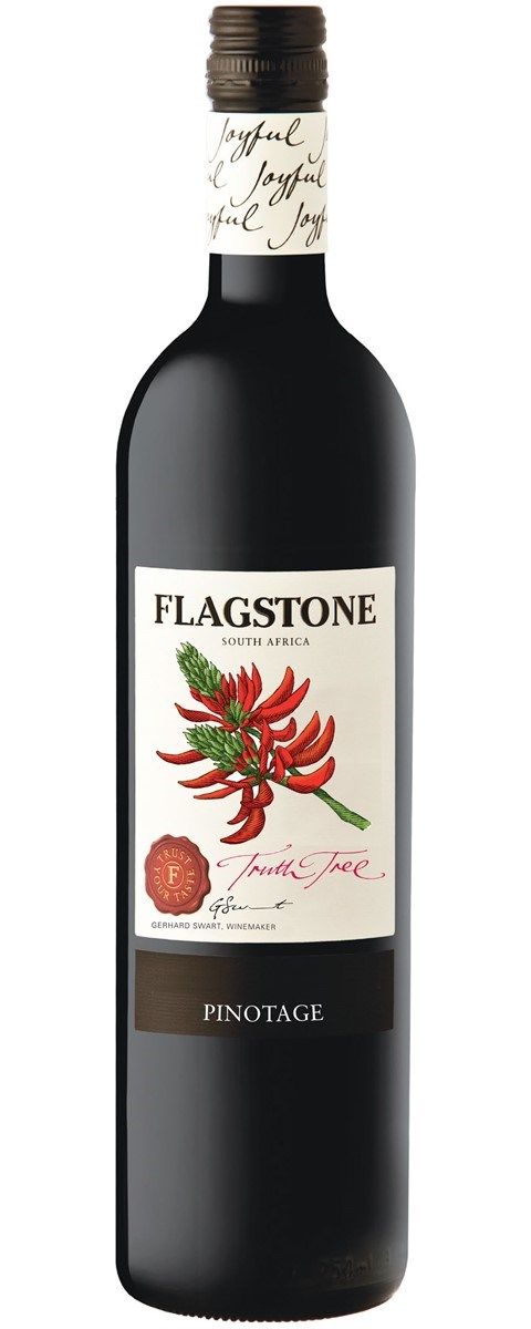 Flagstone Truth Tree Pinotage 2017
