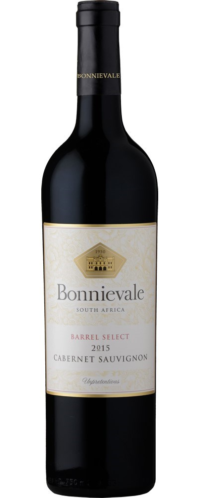 Bonnievale Barrel Select Cabernet Sauvignon 2015